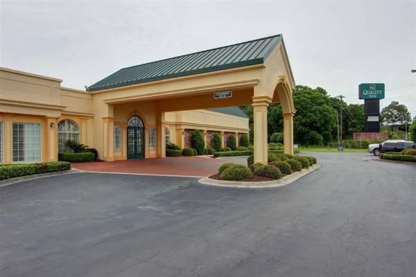 Quality Inn Richmond Hill - Savannah I-9