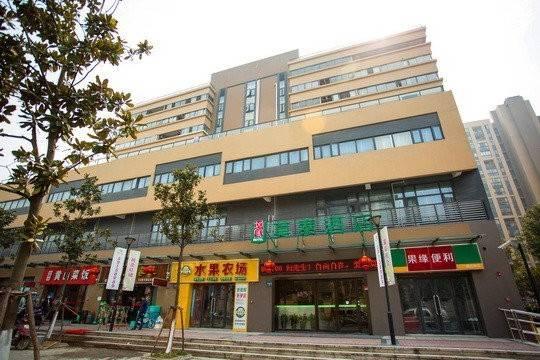 Motel - Shanghai Jiading New City Baiyin Road Subway Station