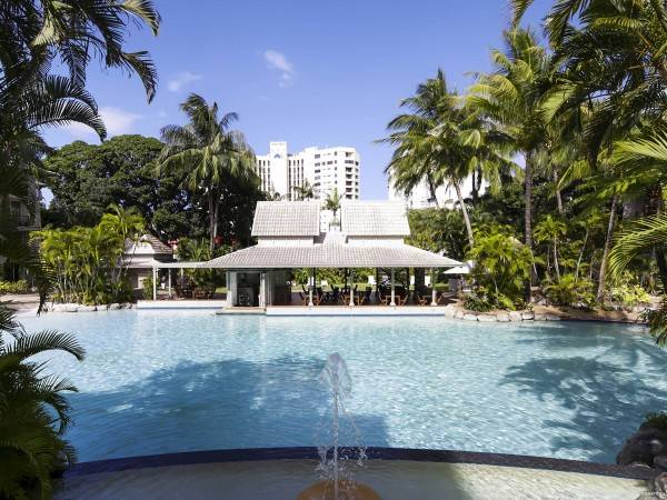 Hotel Novotel Cairns Oasis Resort