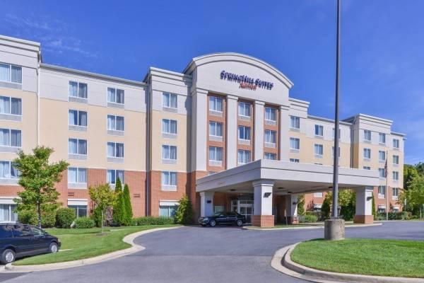Hotel SpringHill Suites Arundel Mills BWI Airport