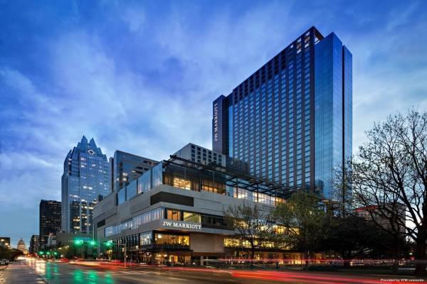 Hotel JW Marriott Austin