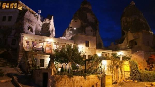 Nostalji Cave Süit Hotel