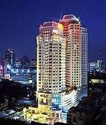 Grand Diamond Suites Hotel Pratunam