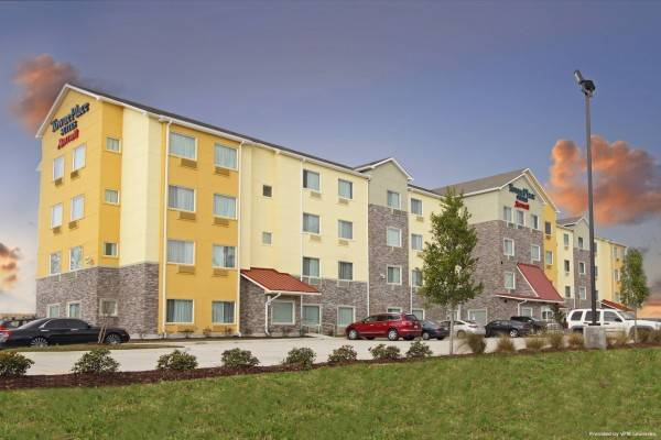 Hotel TownePlace Suites New Orleans Harvey/West Bank