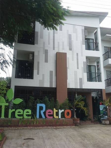 Hotel Tree Retro - Wiangping