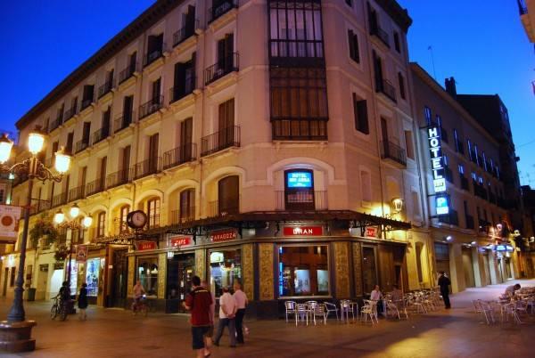 Hotel Rio Arga Zaragoza