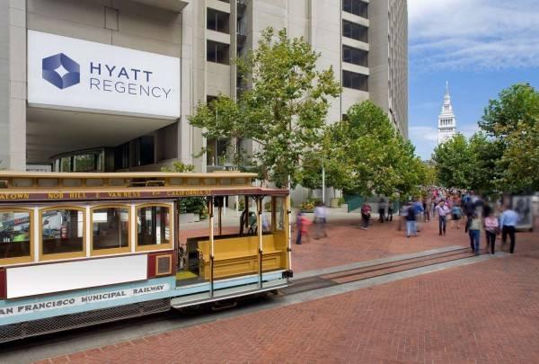 Hotel Hyatt Regency San Francisco