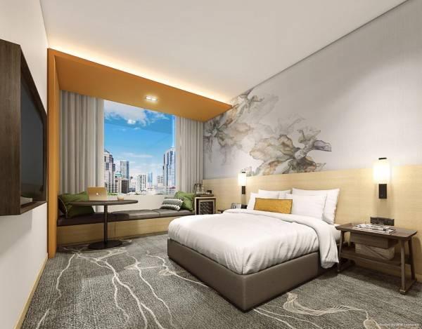 Hilton Grdn Inn Kuala Lumpur Jalan Tuanku Abdul Rahman North