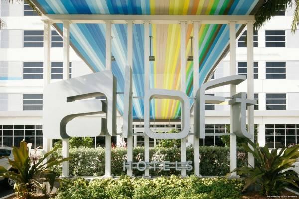 Hotel Aloft Miami Airport