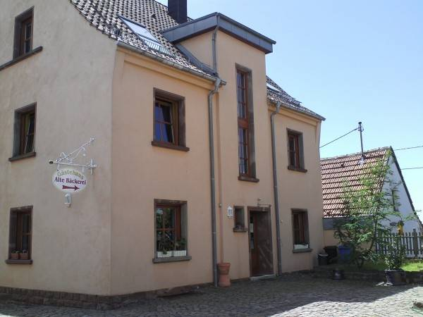 Hotel Alte Bäckerei Gästehaus