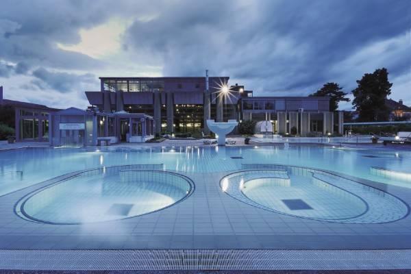 Grand Hotel et Thermal dYverdon-les-Bains