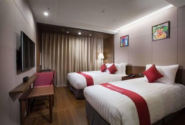 Hotel Ramada by Wyndham Jeonju