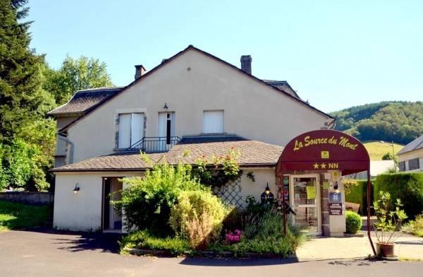 Hotel La Source Du Mont