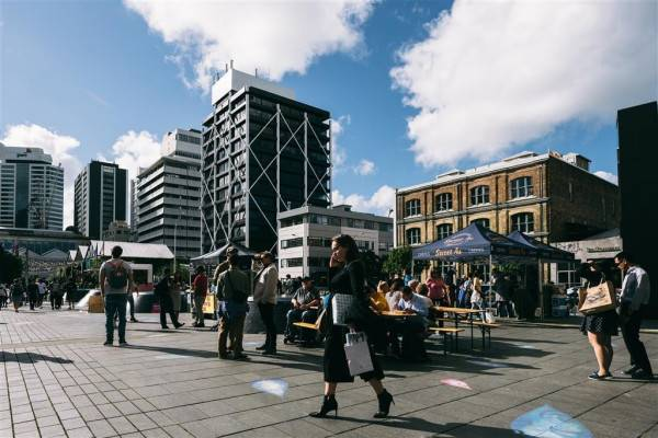 The Hotel Britomart Auckland