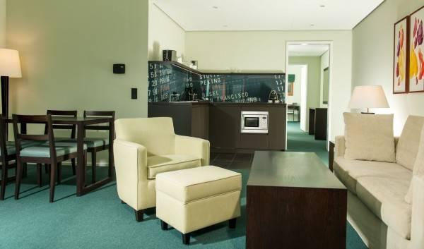Hotel Clipper City Home Apartments