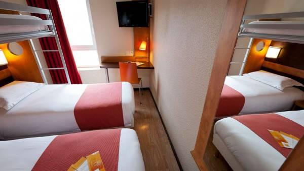 Hotel Première Classe LYON CENTRE - Gare Part Dieu Gare Part Dieu