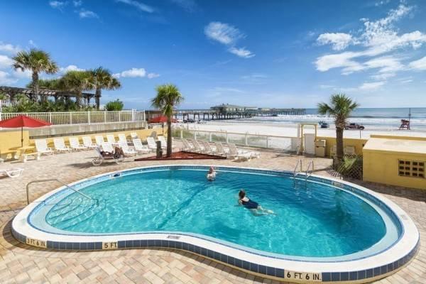 Hotel Beach Quarters Resort Daytona