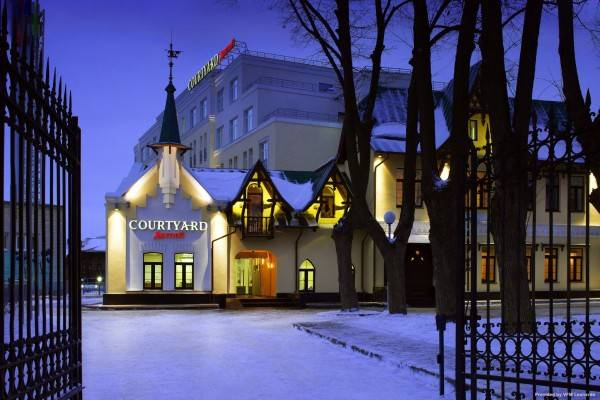Hotel Courtyard Nizhny Novgorod City Center