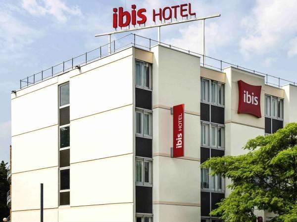 Hotel ibis Saint-Denis Stade Ouest