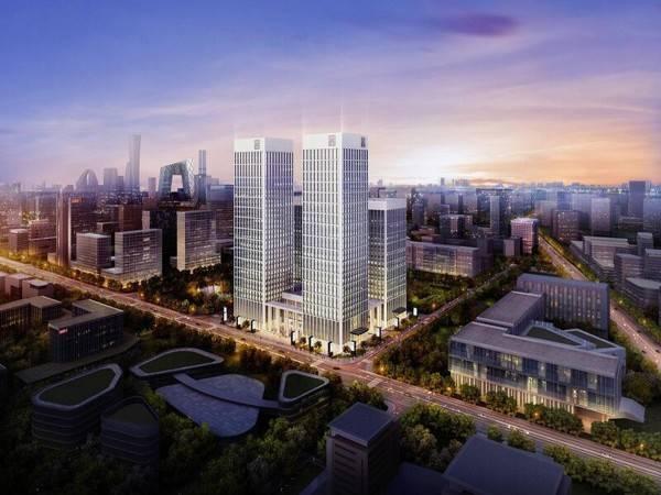 Hotel Oakwood Residence Damei Beijing