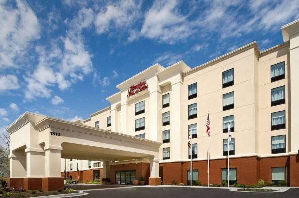 Hampton Inn - Suites Baltimore-Woodlawn Maryland
