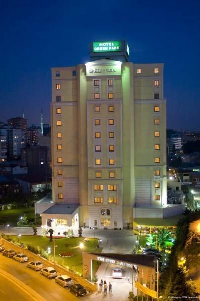 Hotel The Green Park Bostanci