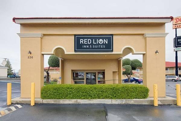 RED LION INN REDDING