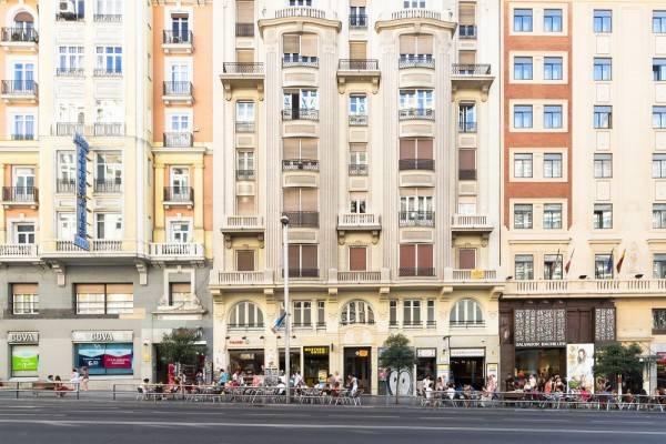 Hotel Hostal Gran Via 63 Rooms