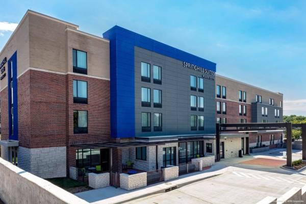 Hotel SpringHill Suites Kansas City Plaza