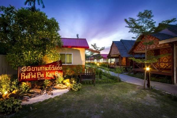 Hotel Phi Phi Ba Kao Bay Resort