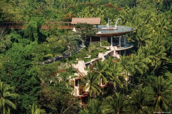 Hotel Four Seasons Bali Sayan