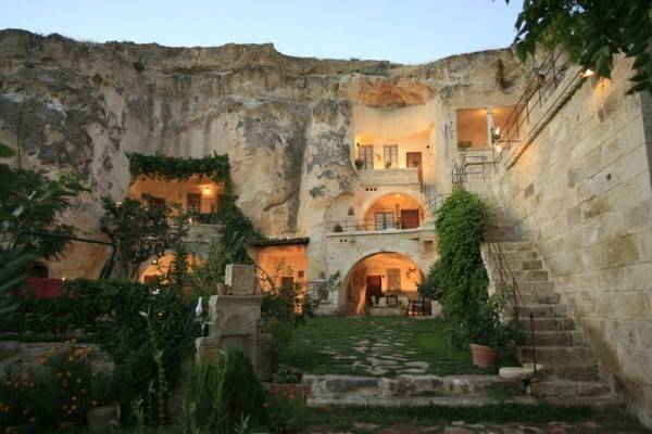 Hotel Elkep Evi Cave House