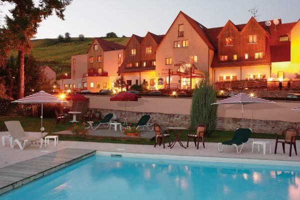 Hotel Best Western Le Schoenenbourg
