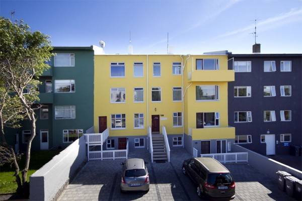 Hotel Stay Apartments Laugavegur