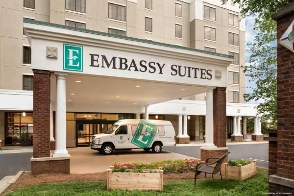 Hotel Embassy Suites by Hilton Atlanta Alpharetta
