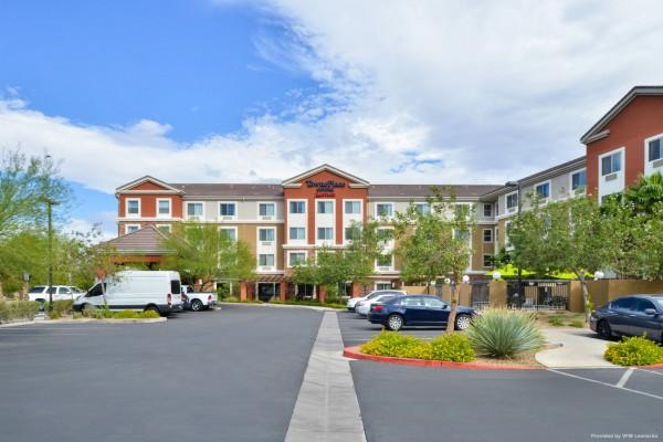 Hotel TownePlace Suites Las Vegas Henderson