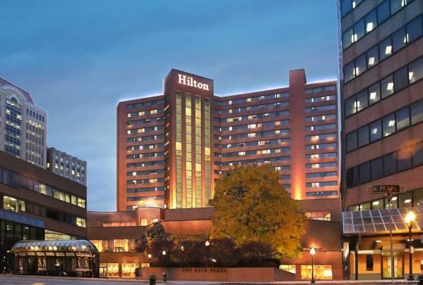 Hotel Hilton Albany