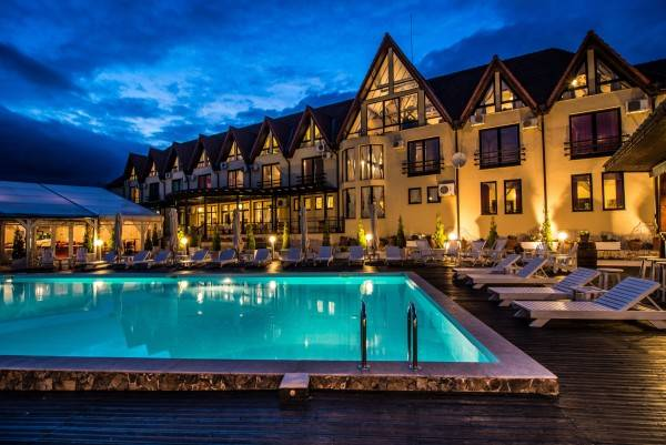 Hotel Conacul Archia