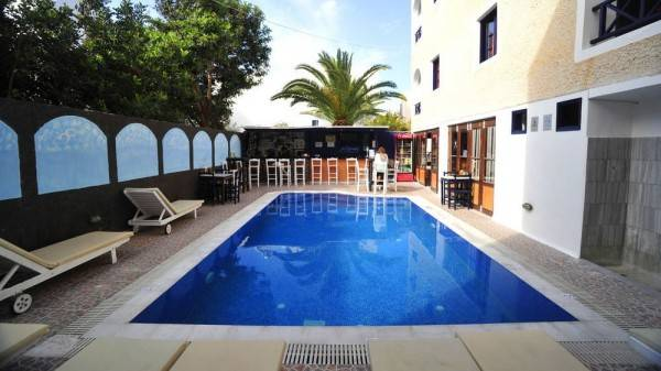 Hotel Anny Studios Perissa Beach