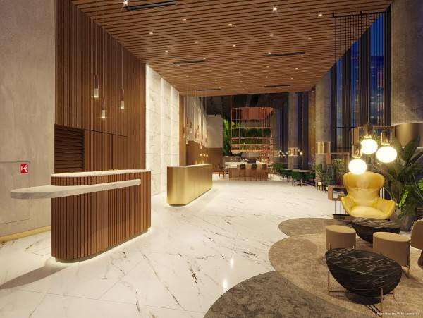 Hotel Crowne Plaza WARSAW - THE HUB