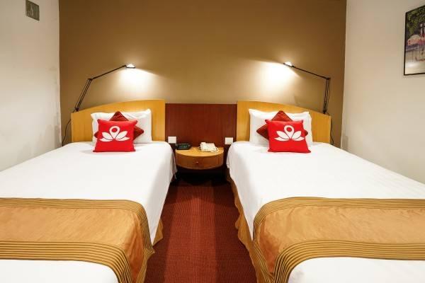 Hotel ZenRooms Stevens Road @ The Metropolitan Y