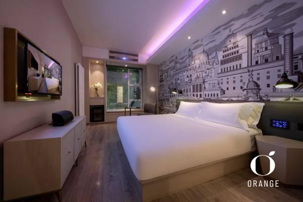 Hotel Orange Select Beijing Tianning Temple