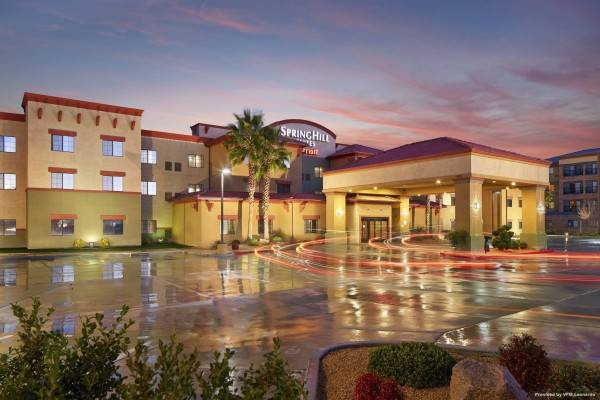 Hotel SpringHill Suites Victorville Hesperia