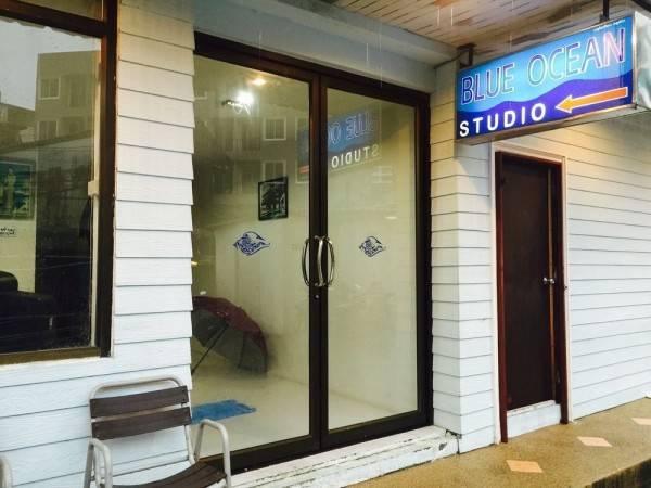 Hotel Blue Ocean Studio