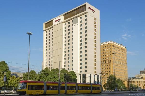 Hotel Hampton by Hilton Warsaw City Centre