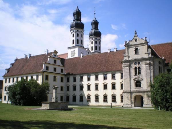Hotel Kloster Obermarchtal Bildungshaus