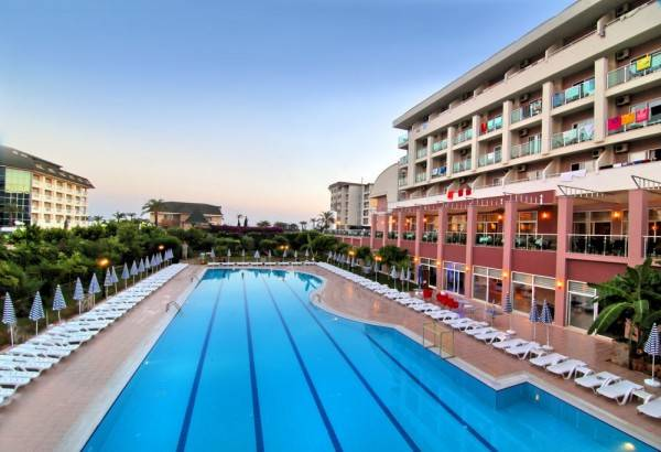 Telatiye Resort Hotel All Inclusive Turkey At Hrs With Free Services