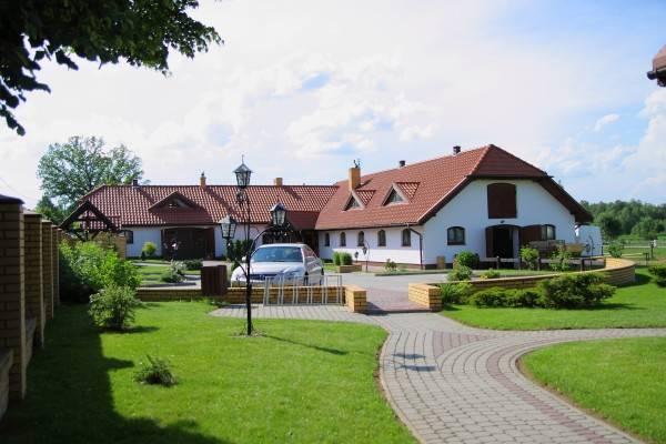 Hotel Siedlisko Leszczewek
