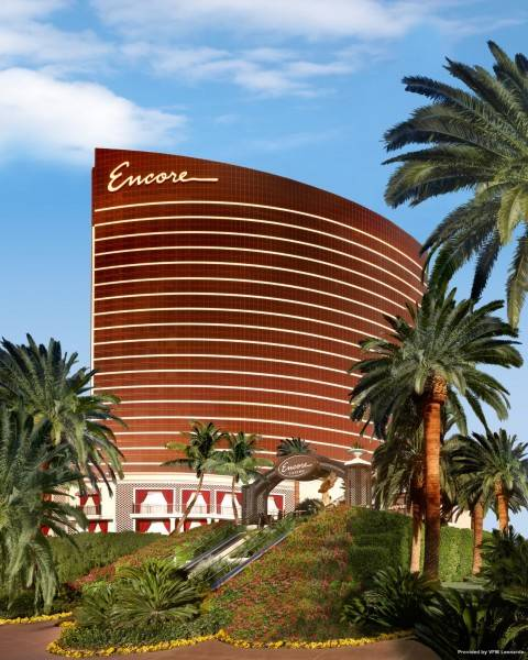 Hotel Wynn Las Vegas and Encore LEG