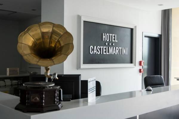 Hotel Castelmartini Larciano